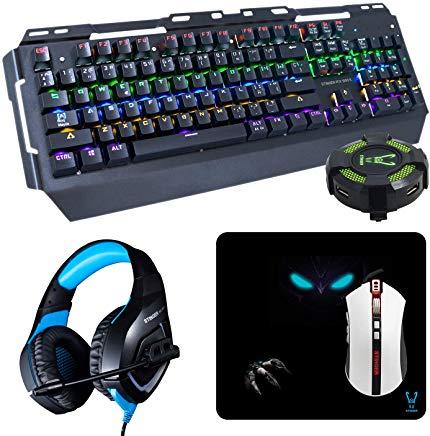 Accesorios y juegos para computadora pc