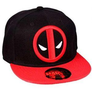 gorra de deadpool frikinerd, tienda friki online, tiendas frikis, tienda friki