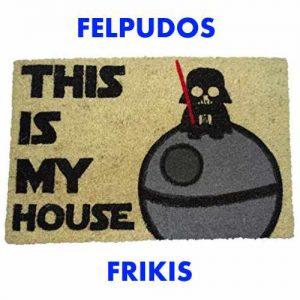 FELPUDOS FRIKIS alfombras frikis originales divertidas