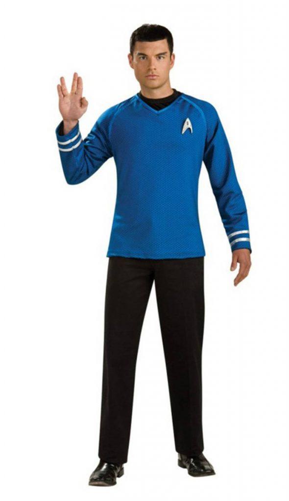 disfraces frikis hombre spock disfraz star trek