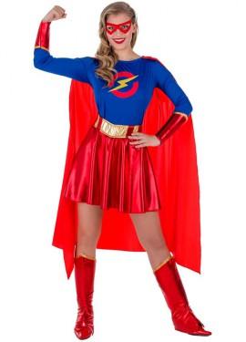 disfraces frikis superheroina mujer comprar disfraz halloween mujer