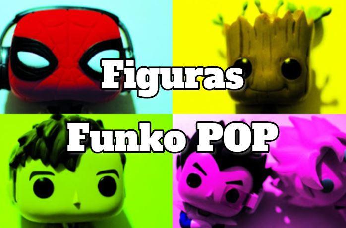 comprar figuras funko pop vinyl baratas