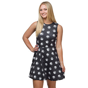 Faldas vestidos dama mujer geek nerd friki