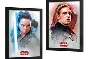 Cuadros y pinturas frikis nerd geek