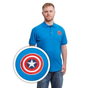camisas polos marvel geek nerd