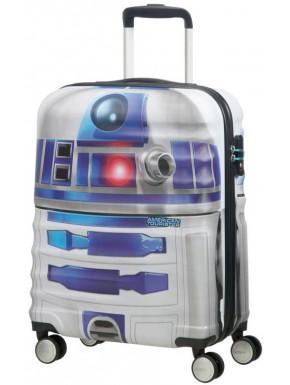 maleta 4 ruedas r2 d2 star wars american tourister - Maletas de equipaje y Bolsos de Viaje