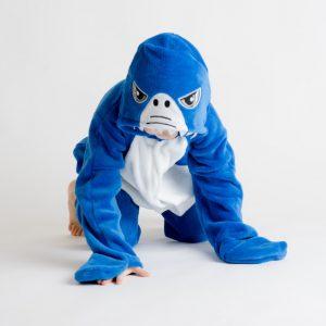 pijamas de animales frikis para niños o niñas pijamas enteros, pijama friki para bebé