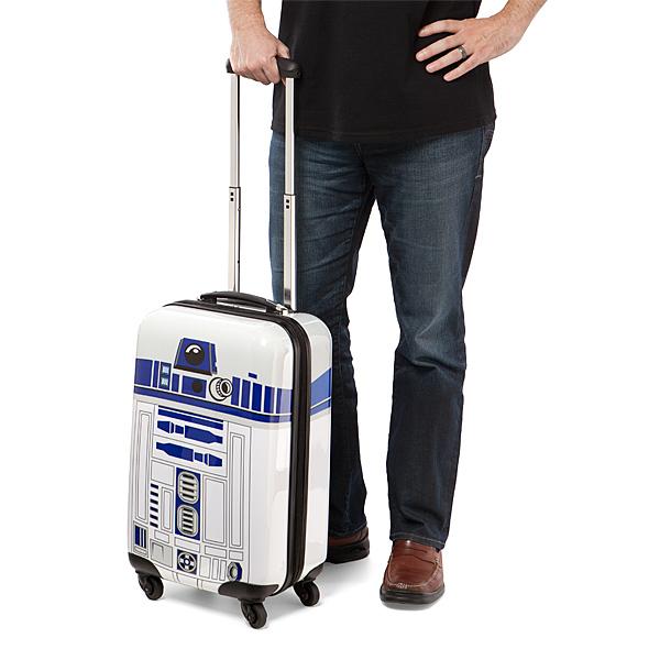 r2d2trolley - Maletas de equipaje y Bolsos de Viaje