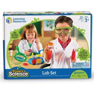 juego de ciencia laboratorio geek