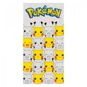 toalla pikachu pokemon 300x300 - Toallas Frikis