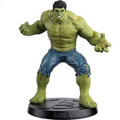 figuras a escala estatua coleccionable DE RESINA MARVEL MOVIE COLLECTION ESPECIAL HULK