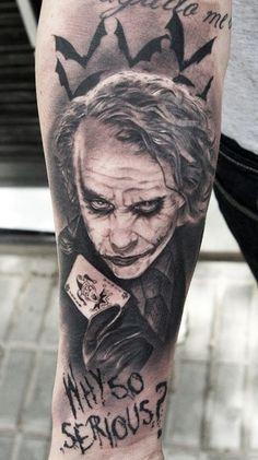 1fbe8831a9439df5d87dafeaf8ab100d - Frases, Imágenes y Tatuajesde del Joker (El Guasón)