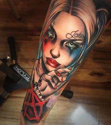 aaa7bedfce73ac054bb378eac3be4265 - Frases, Imágenes y Tatuajesde del Joker (El Guasón)