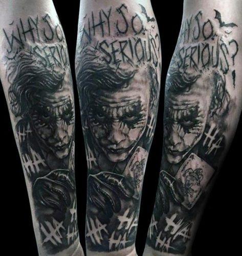 cb939e85889c020f0bde9c6e142fa64a - Frases, Imágenes y Tatuajesde del Joker (El Guasón)