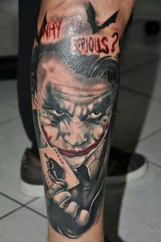 d2878592b27a917ad9e8992483099416 - Frases, Imágenes y Tatuajesde del Joker (El Guasón)