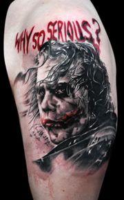 fe82b53f1a50d8e09415cf4f48a13aee - Frases, Imágenes y Tatuajesde del Joker (El Guasón)