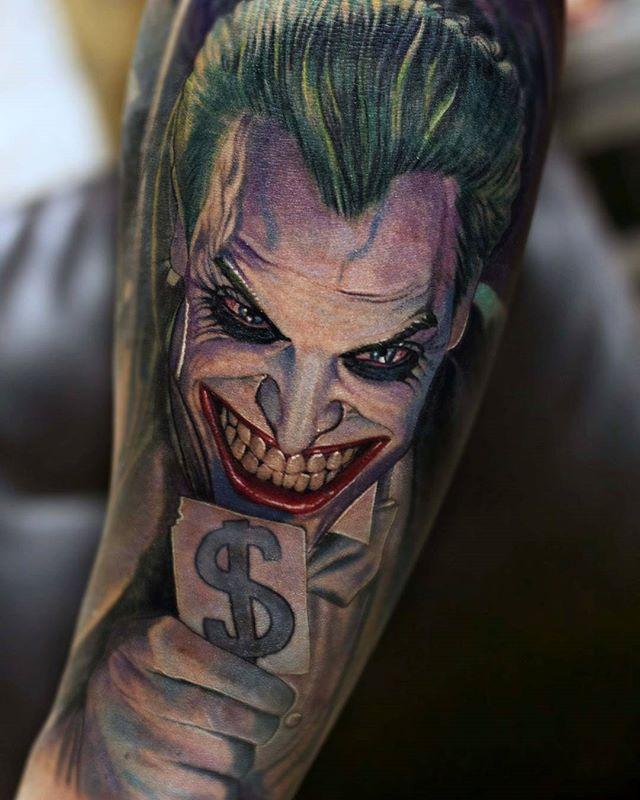 guason3 - Frases, Imágenes y Tatuajesde del Joker (El Guasón)