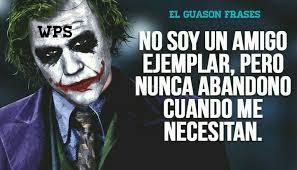 images 1 - Frases, Imágenes y Tatuajesde del Joker (El Guasón)