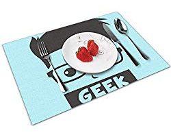 manteles frikis y originales para decorar tu mesa
