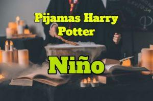 Pijama Harry Potter Niño