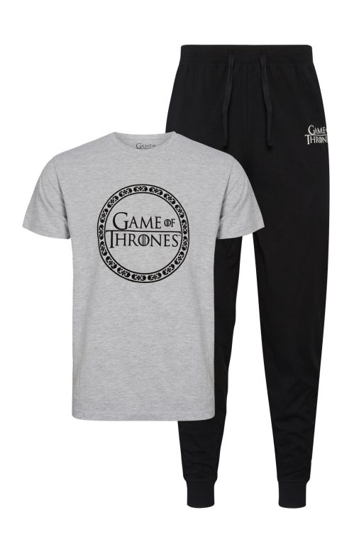 pijamas de juego de tronos pijama de game of thrones