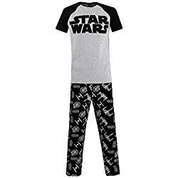 Pijamas de la guerra de las galaxias