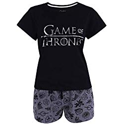 Pijama de Juego de Tronos pijamas game of thrones