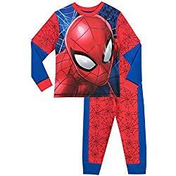 Pijamas de Spiderman Pijamas del Hombre araña