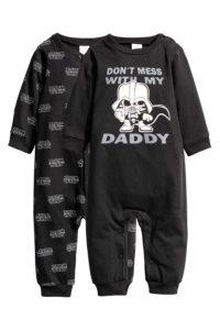 pijama star wars para bebé, pijama star wars bebe