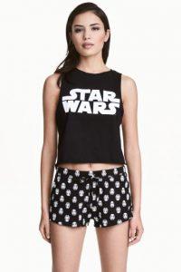 pijama star wars para mujer, pijamas star wars mujer