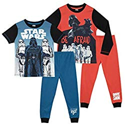 Pijamas de Star Wars