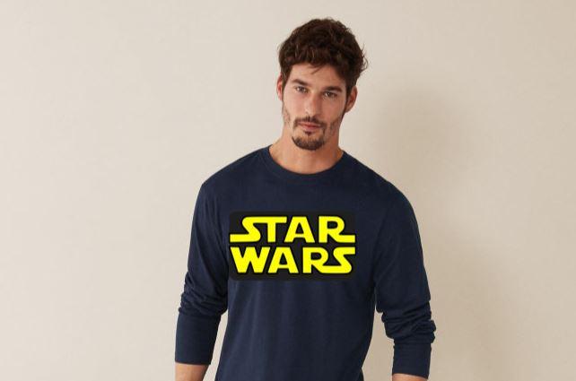 comprar pijama star wars, pijama star wars hombre, pijama star wars niño, pijama star wars mujer