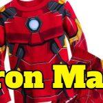 Pijamas superheroes Iron Man