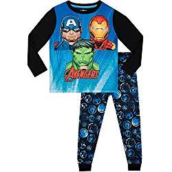 pijamas de superheroes para niños o adultos