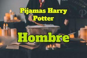 Pijama Harry Potter Hombre