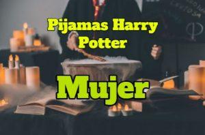 pijama harry potter mujer