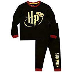 pijamas de harry potter enteros con capucha