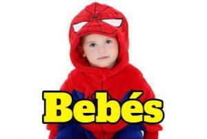 comprar pijamas spiderman para bebés