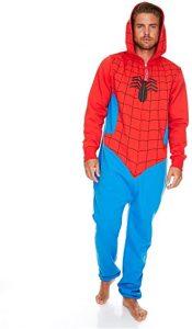 pijamas spiderman, pijama spiderman hombre