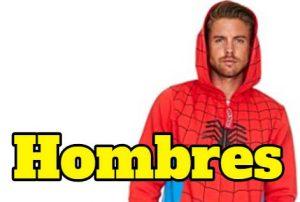 Comprar pijamas spiderman para hombres
