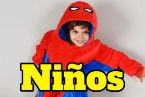 Comprar pijamas spiderman para niños