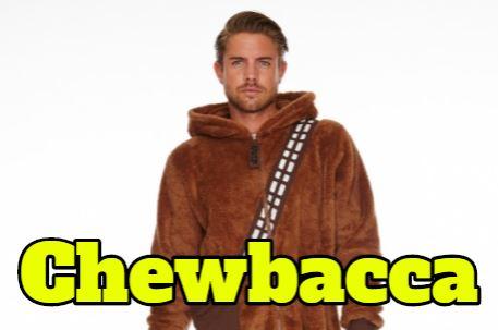 Pijamas Star Wars Chewbacca