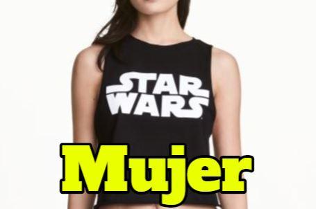Pijamas Star Wars Mujer