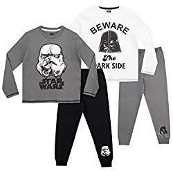 Pijamas de Star Wars para niños, pijama star wars niño o niña