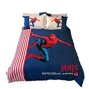 sabanas de spiderman sabanas del hombre araña