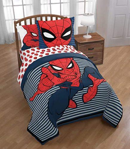 edredon spiderman, comprar edredones spiderman hombre araña