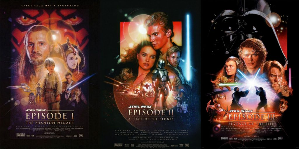 era de la republica star wars posters