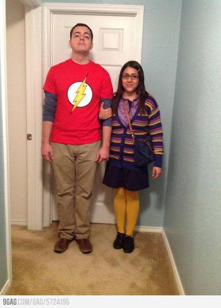 disfraces frikis en pareja trajes frikis para parejas