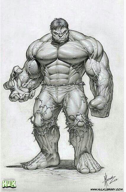 216af977c2c2d010e24a373c3fb10a57 - Dibujos de Hulk para colorear