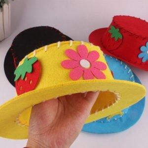 Sombreros de Goma Eva, gorros de foami